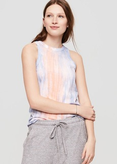 Lou & Grey Tie Dye Softserve Cotton Racerback