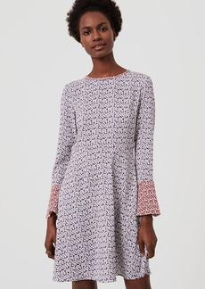 Magnolia Bell Sleeve Dress