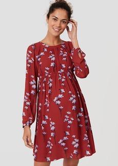 Maternity Bluebell Blouson Dress