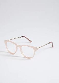 LOFT Metallic Arm Reading Glasses