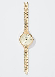 LOFT Metallic Watch