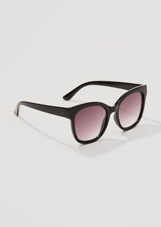 LOFT Modern Cateye Sunglasses