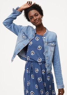 LOFT Modern Denim Jacket