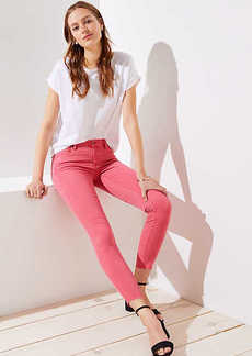 Modern Fresh Cut Skinny Crop Jeans