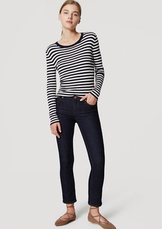 Modern Slim Ankle Jeans in Dark Rinse Wash