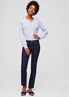 Modern Straight Leg Jeans in Dark Rinse Wash