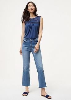 Modern Vintage Straight Jeans in Vintage Blue Wash
