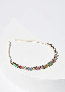 LOFT Multicolored Sparkle Headband