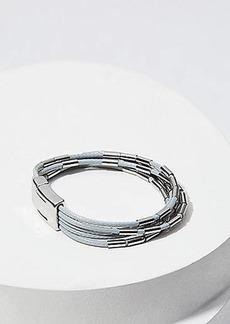LOFT Multistrand Tube Bead Bracelet