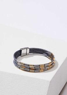 LOFT Multistrand Tube Bracelet