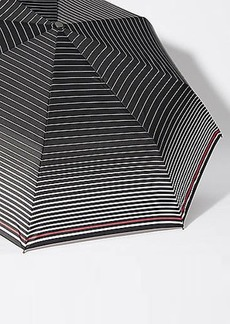 LOFT Ombre Striped Umbrella