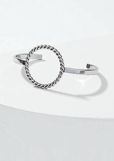 LOFT Open Circle Bracelet