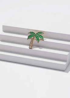 LOFT Palm Tree Enamel Pin