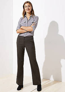 LOFT Patch Pocket Trousers in Julie Fit