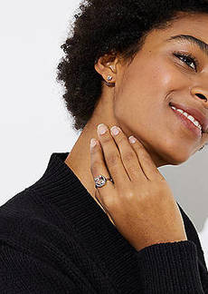 LOFT Pave Gem Ring