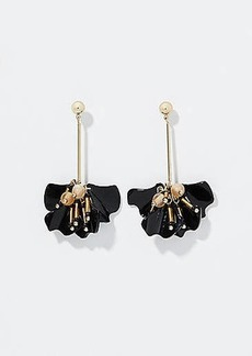 LOFT Petal Drop Earrings