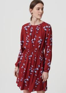Petite Bluebell Blouson Dress