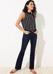 LOFT Petite Bootcut Jeans