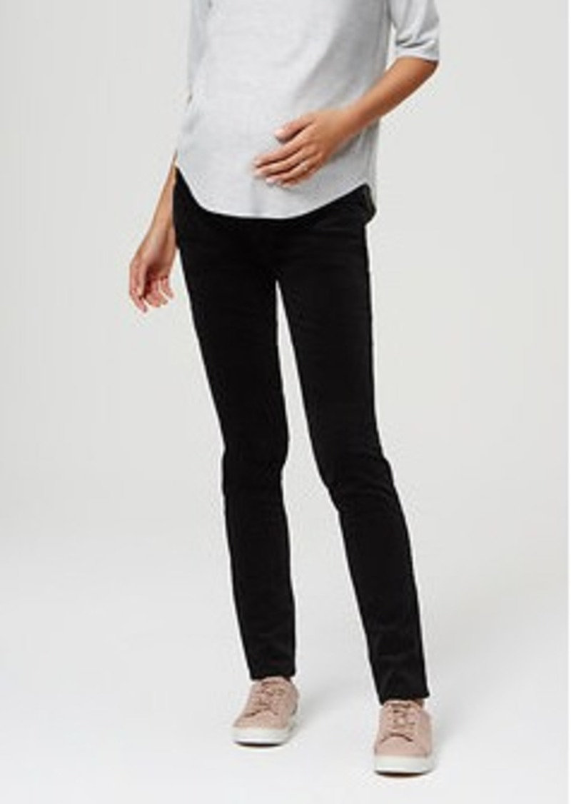 LOFT Petite Maternity Skinny Corduroy Pants