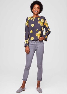 LOFT Petite Modern Skinny Crop Jeans