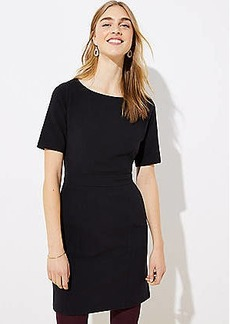 LOFT Petite Pocket Sheath Dress