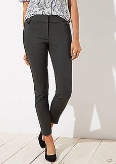 LOFT Petite Skinny Button Pocket Pants in Julie Fit