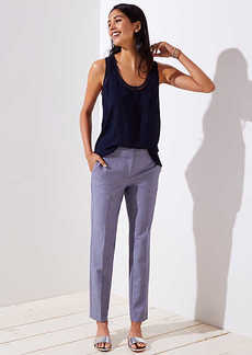 LOFT Petite Slim Custom Stretch Pencil Pants in Marisa Fit