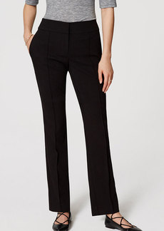 LOFT Pintucked Straight Leg Pants in Julie Fit