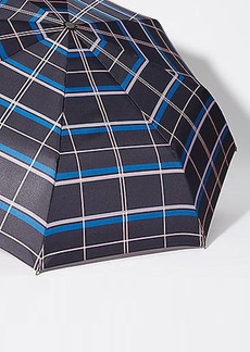 LOFT Plaid Umbrella
