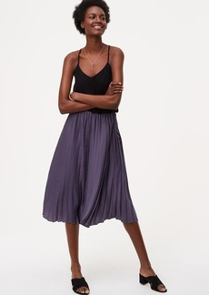 Pleated Duet Dress