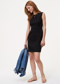 Pocket Sheath Dress