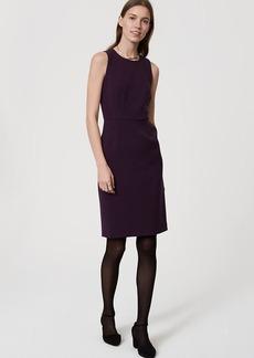 Pocketed Sheath Dress