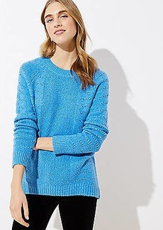 LOFT Pointelle Patterned Sweater