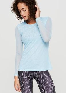 Prismsport x Lou & Grey Mesh Shirt