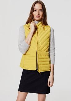 LOFT Puffer Vest
