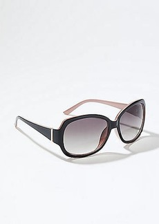 LOFT Rectangle Sunglasses