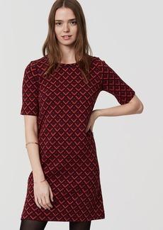 Redhot Shift Dress