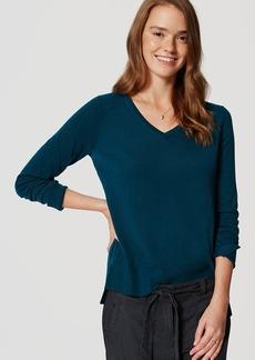 LOFT Refined Sweater
