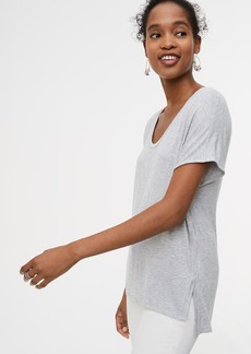Relaxed Slit Tee