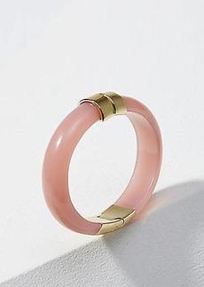 LOFT Resin Bangle Bracelet