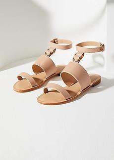 LOFT Ringed Sandals
