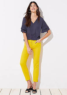 LOFT Riviera Pants in Marisa Fit