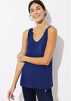 LOFT Scoop Neck Swing Tank