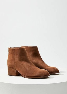 LOFT Seychelles Floodplain Ankle Boots