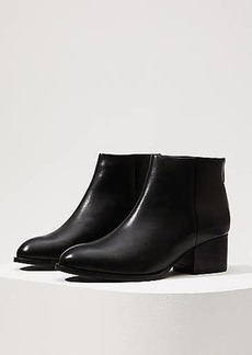 LOFT Seychelles Leather Floodplain Booties
