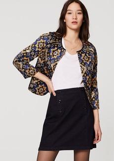 Shimmer Mosaic Jacket
