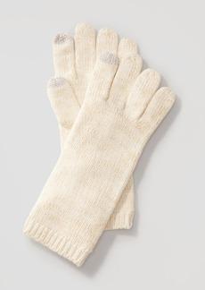 LOFT Shimmer Tech Gloves