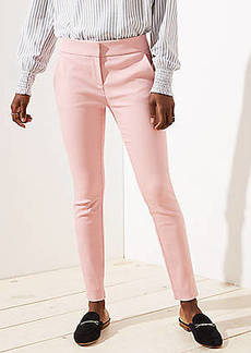 LOFT Skinny Back Slit Pants in Julie Fit