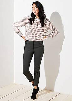 LOFT Skinny Button Pocket Pants in Marisa Fit