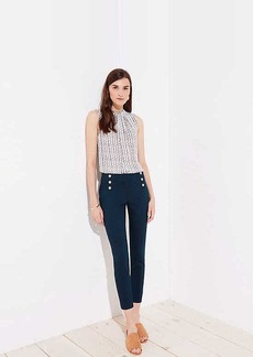 LOFT Skinny Sailor Pants in Marisa Fit